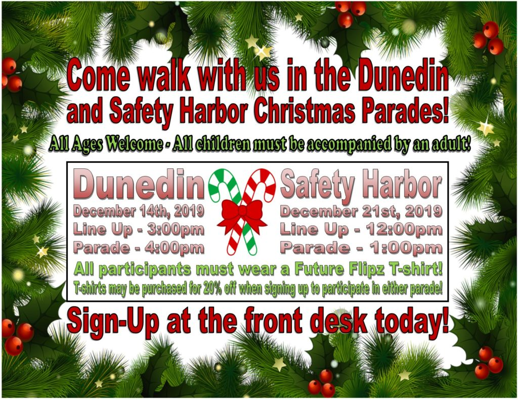 Dunedin Holiday Parade